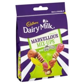Cadbury Marvelos Mix Ups Maynard Bg 124G
