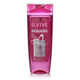 L'Oreal Elvive Nutrigloss Luminiser Shampoo 400m