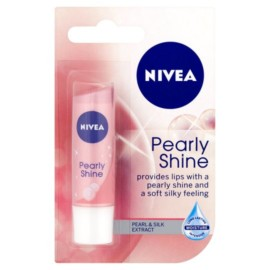 Nivea Lip Care Pearl And Shine 4.8G