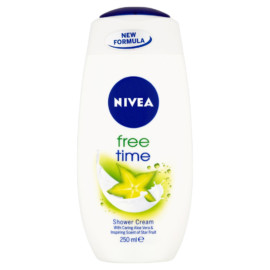 Nivea FreeTime Shower Cream 250ml