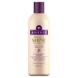 Aussie Shampoo Miracle Shine For Dull Tired Hair 300ml