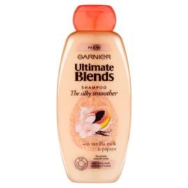 Garnier Ultimate Silky Smoother Shampoo 400Ml