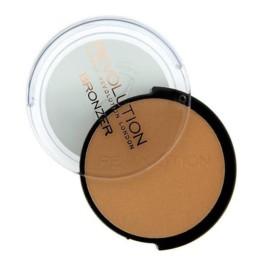 Makeup Revolution Bronzer Matte Light Shimmer 6.8g