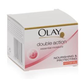 Olay Double Action Moisturiser Day Cream Normal 50Ml