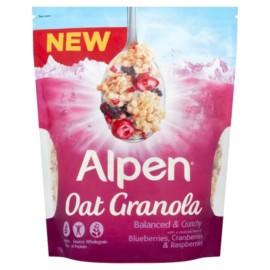 Alpen Oat Granola Multifruit 375G