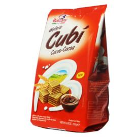 Balconi Cocoa Wafers Cubi 250g
