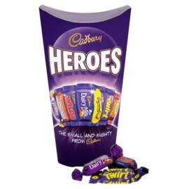 Cadbury Heroes Carton 190g