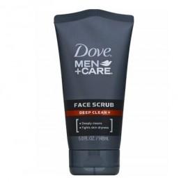 Dove Men+Care Deep Clean Face Scrub 150ml