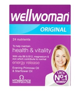 Vitabiotics Wellwoman 30S