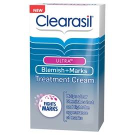 Clearasil Blemish + Marks Treatment Cream 30ml