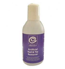 Classic Artificial Nail & Tip Remover Pure Acetone 150ml