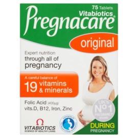Vitabiotics Pregnacare Original Vitamins 75 tablets