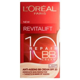 Loreal Repair 10 Bb Light 50Ml