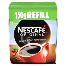 Nescafe Original Instant Coffee Refill 150G