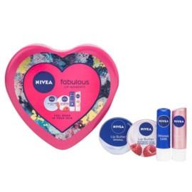 Nivea Fabulous Lip Gift Pack