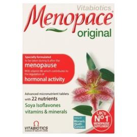 Vitabiotics Menopace Menopause Vitamin Capsules x 30
