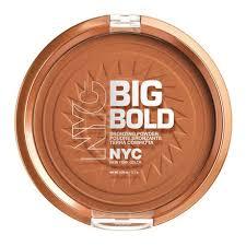 NYC  Big Bold Bronzing Powder