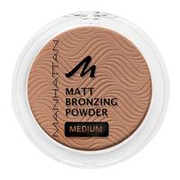 Manhattan Matt Bronzing Powder Medium 7.5g