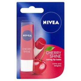Nivea Cherry Shine Caring Lip Balm 4.8g