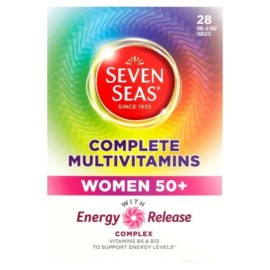Seven Seas Complete Multivitamins for Women 50+ 28 Tablets