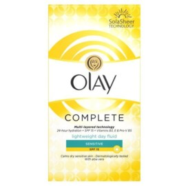 Olay Complete Care Fluid For Sensitive Skin 100ml