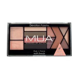 MUA Eyeshadow Palette – Devotion