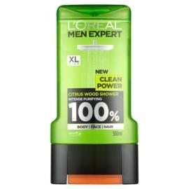 L'Oreal Men Expert Clean Power Shower Gel 300ml