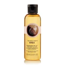 Shea Nourishing Dry Oil For Body & Hair 100ml