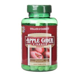 Holland & Barrett Apple Cider Vinegar 200 Tablets 300mg