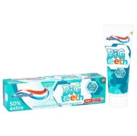 Aquafresh Big Teeth Toothpaste 50ml