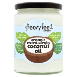 Groovy Organic Virgin Coconut Oil 500Ml