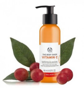 The Body Shop Vitamin C Glow Revealing Liquid Peel 145ml