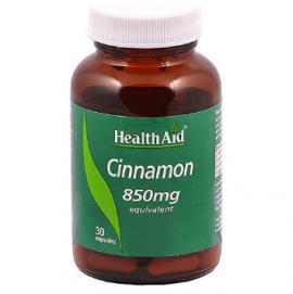 HealthAid Cinnamon 850mg Equivalent – 30 Vegicaps