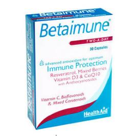 HealthAid Betaimune – Immune Protection – Antioxidants – 30 Capsules