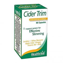 HealthAid Cider Trim – Apple Cider Vinegar – 90 Capsules