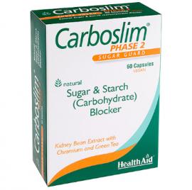 HealthAid Carboslim Phase 2 Sugar Guard 60 Capsules