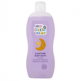 My Little Star Baby Sleeptime Bath 300ml