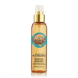 Wild Argan Oil The Radiant Oil For Body & Hair