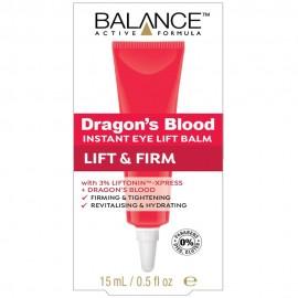BALANCE ACTIVE FORMULA Dragons Blood Eye Lift Balm 15ml