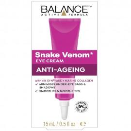Balance Active Formula Snake Venom Eye Cream 15ml