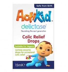 ActiKid Delictase Colic Relief Drops 15ml