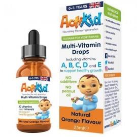 ActiKid® Multi-Vitamin Drops 25ml