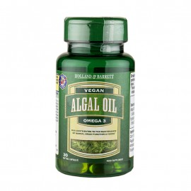 Holland & Barrett Algal Oil Omega 3 Softgel 30 Capsules