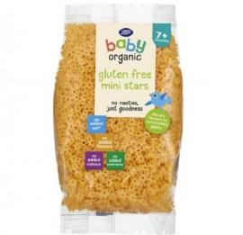 Boots Baby Organic Gluten Free Mini Stars 7 months+ 250g