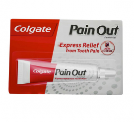 Colgate Pain Out Dental Gel 10g