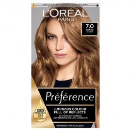 L'Oreal Preference Infinia 7 Rimini Dark Blonde Hair Dye