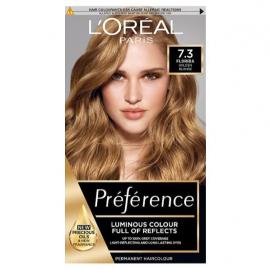 L'Oreal Preference Infinia 7.3 Florida Honey Blonde Hair Dye