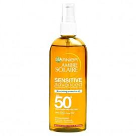 Ambre Solaire SPF 50 Sensitive Advanced Nourishing Protection Oil 150ml