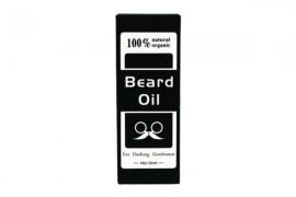 Beard Oil 100% Natural Organ 30Ml