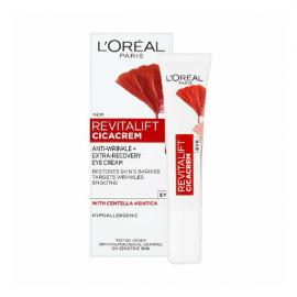 L'Oreal Paris Revitalift Cica Anti Wrinkle Eye Cream 15ml
